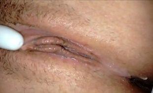 Em busca do orgasmo na buceta melada por ele